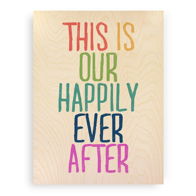 Life After Happily Ever After